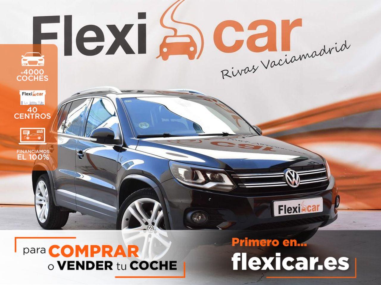 Volkswagen Tiguan ocasión segunda mano 2014 Diésel por 17.490€ en Huelva