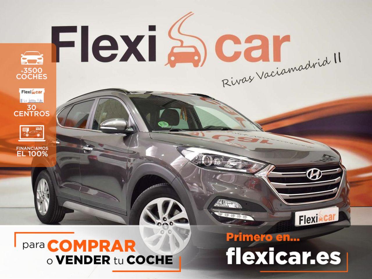Hyundai Tucson ocasión segunda mano 2017 Diésel por 19.990€ en Huelva