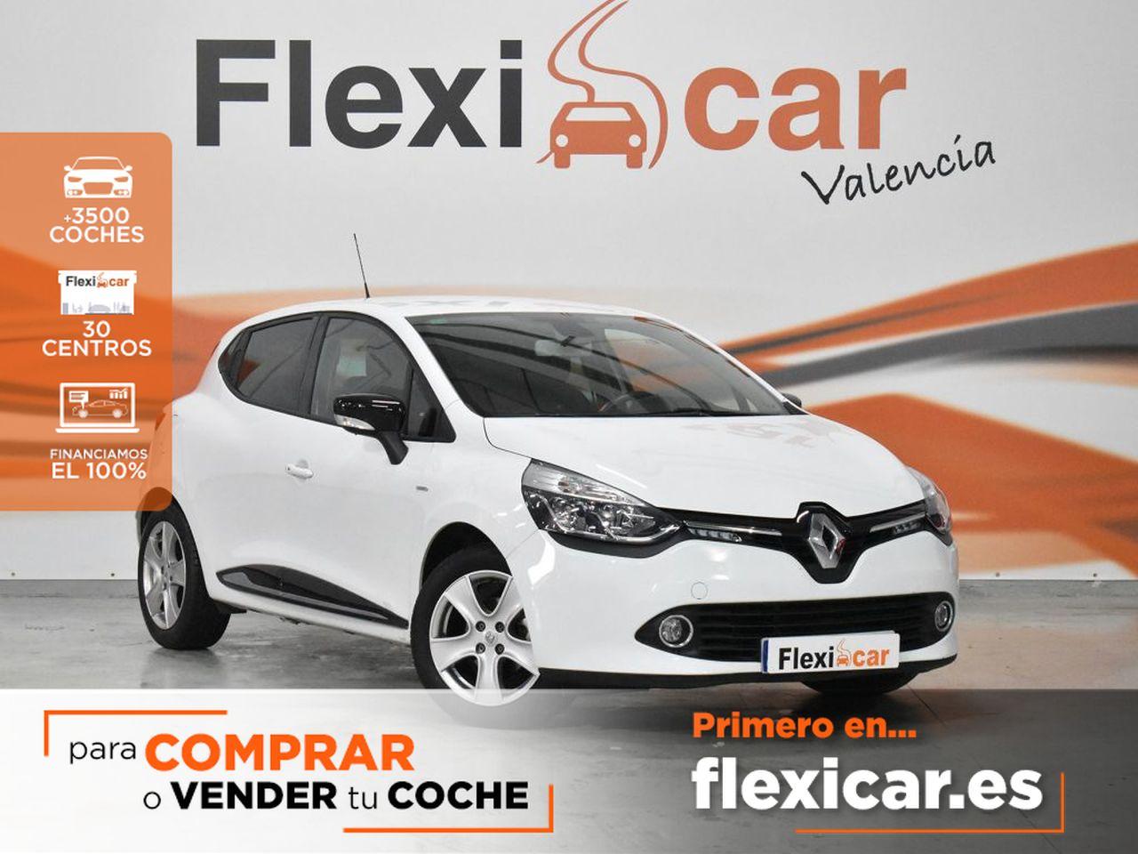 Renault Clio ocasión segunda mano 2016 Gasolina por 9.990€ en Barcelona