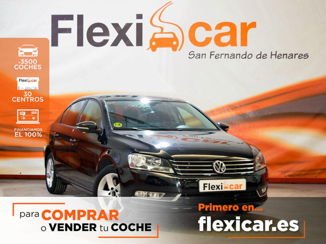 Volkswagen Passat ocasión segunda mano 2013 Diésel por 10.490€ en Madrid