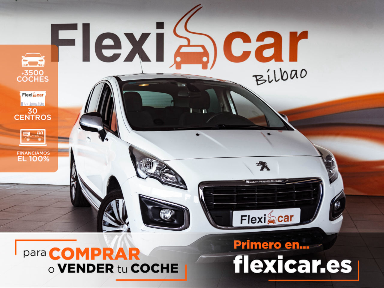 Peugeot 3008 ocasión segunda mano 2014 Gasolina por 8.990€ en Barcelona