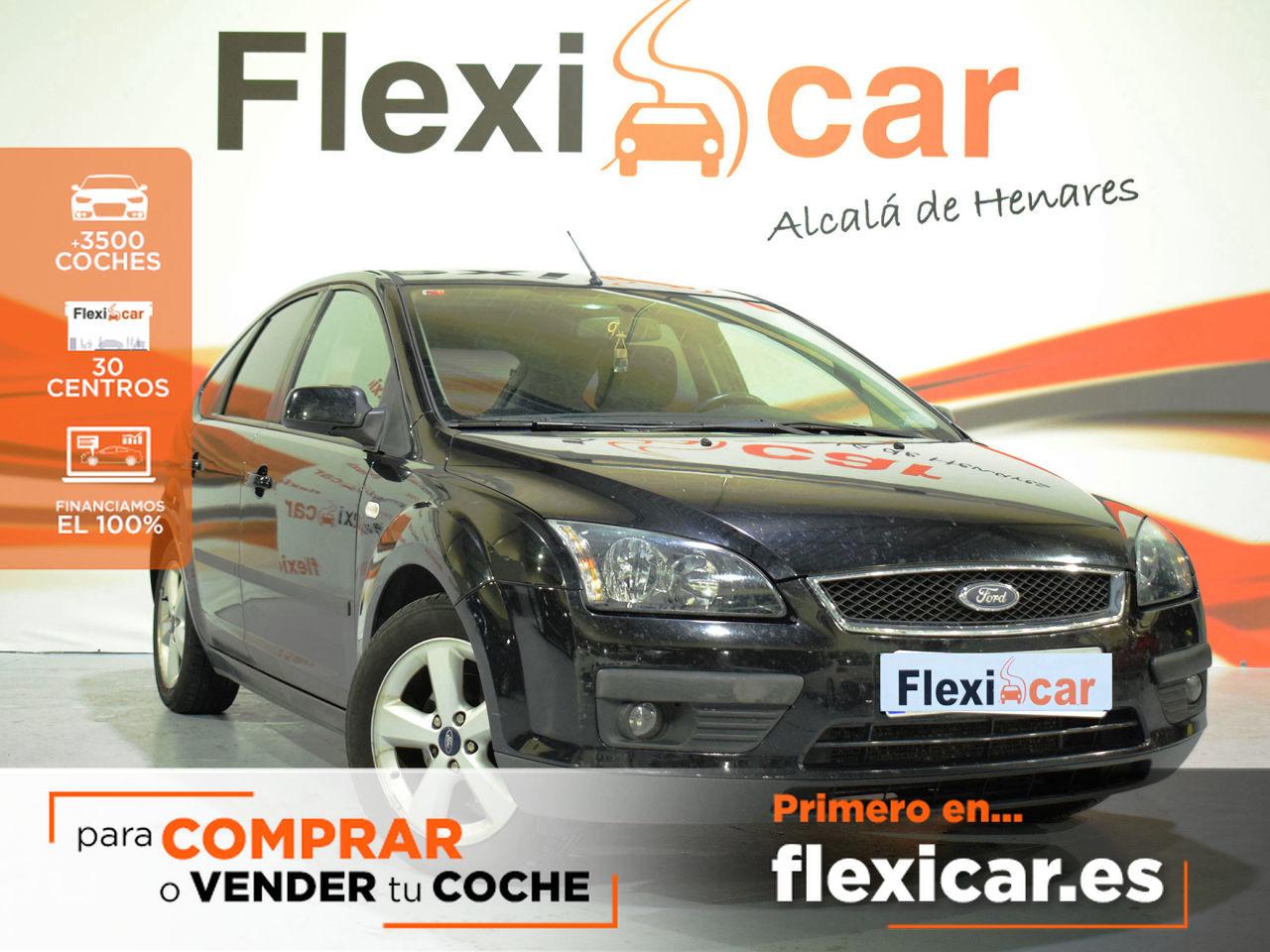 Ford Focus ocasión segunda mano 2005 Gasolina por 3.490€ en Madrid