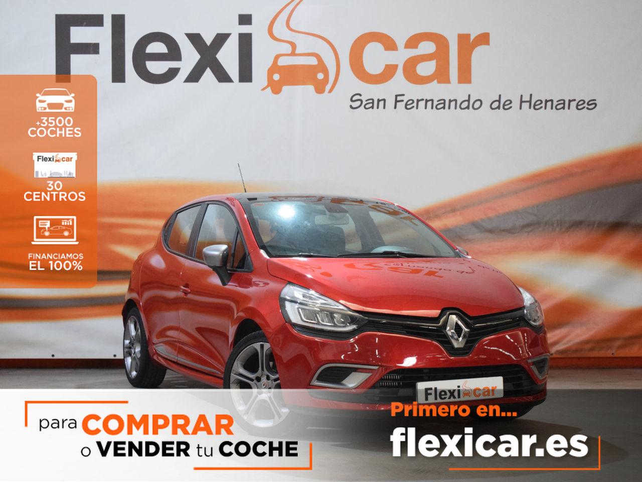 Renault Clio ocasión segunda mano 2017 Gasolina por 12.890€ en Madrid
