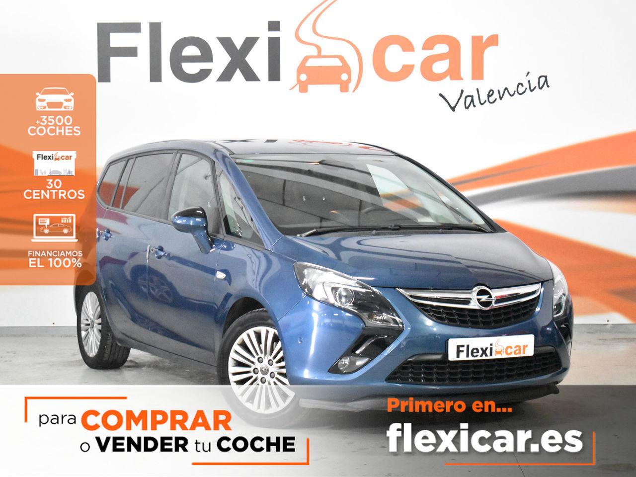 Opel Zafira  Tourer    ocasión segunda mano 2016 Gasolina por 13.990€ en Barcelona