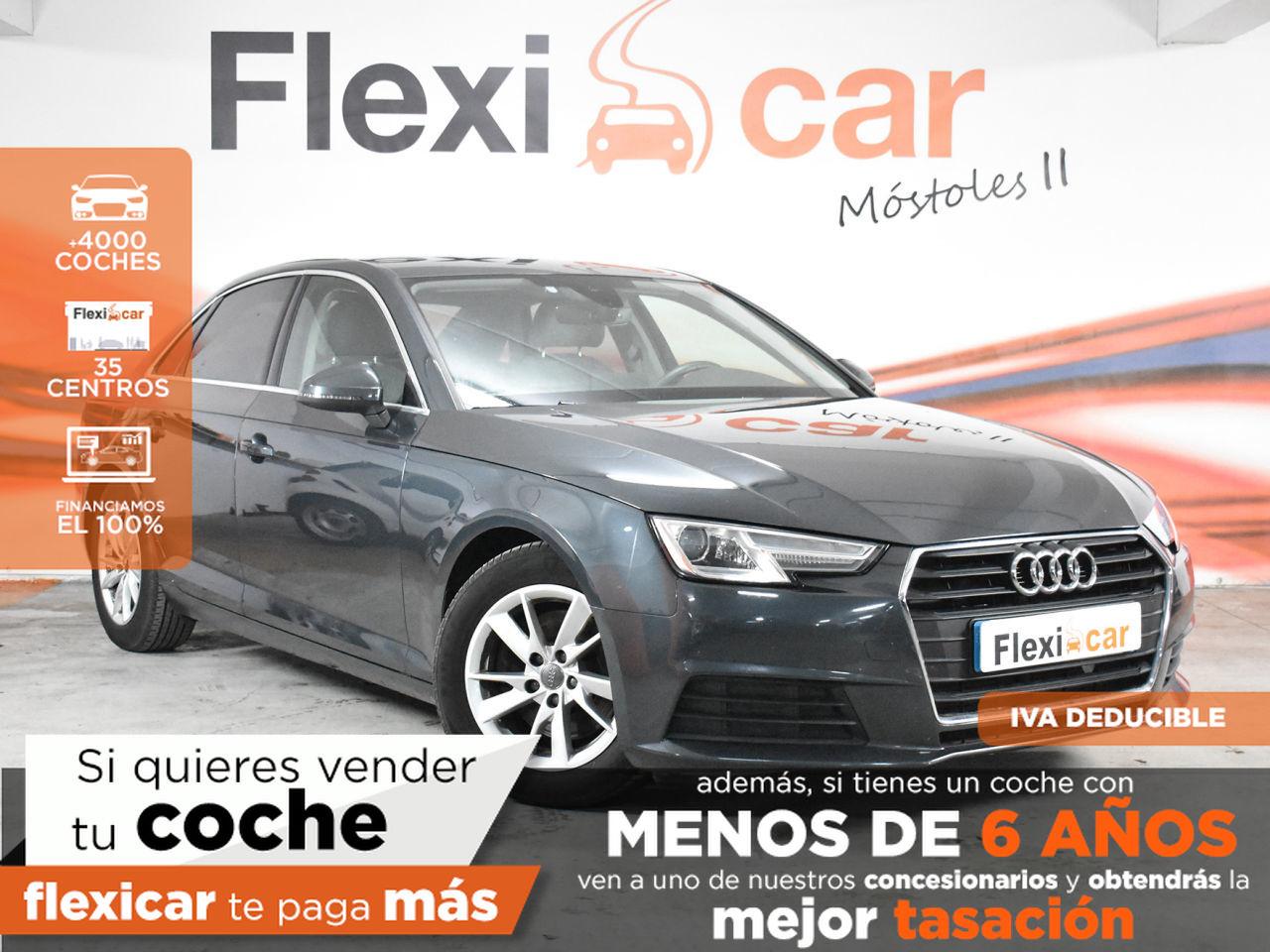 Audi A4 ocasión segunda mano 2017 Diésel por 15.490€ en Madrid