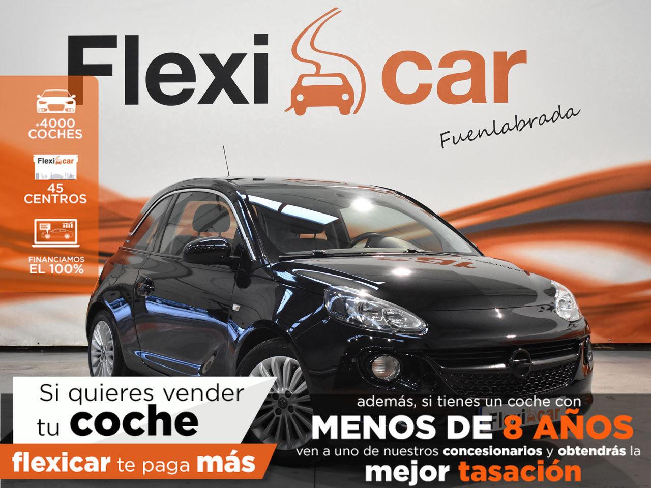 Opel Adam ocasión segunda mano 2017 Gasolina por 9.490€ en Madrid
