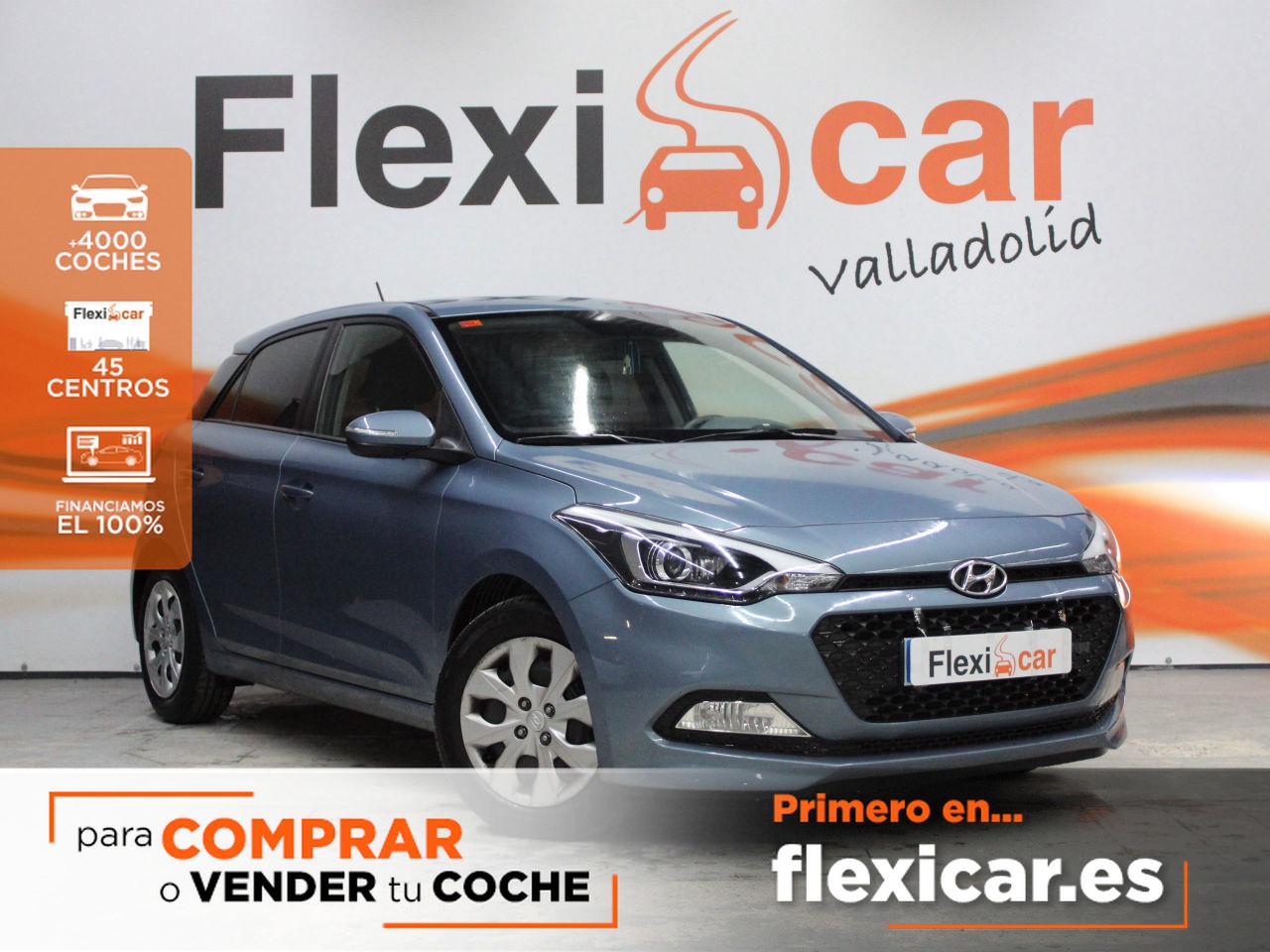 Hyundai i20 ocasión segunda mano 2017 Gasolina por 9.790€ en Barcelona