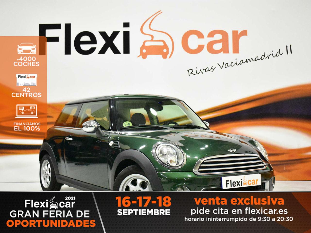 Mini Cooper ocasión segunda mano 2014 Diésel por 9.490€ en Huelva