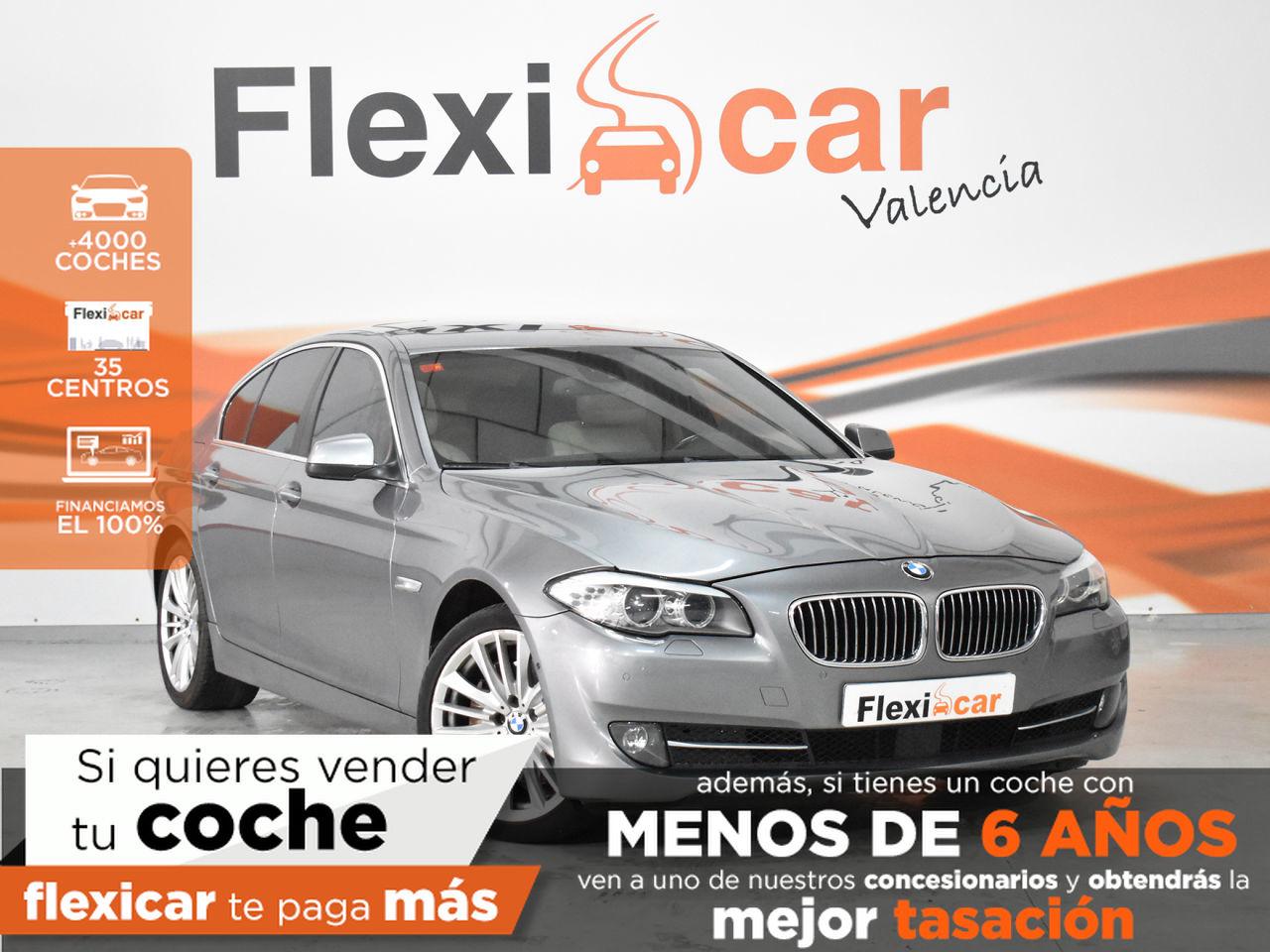 BMW Serie 5 ocasión segunda mano 2010 Gasolina por 14.990€ en Barcelona