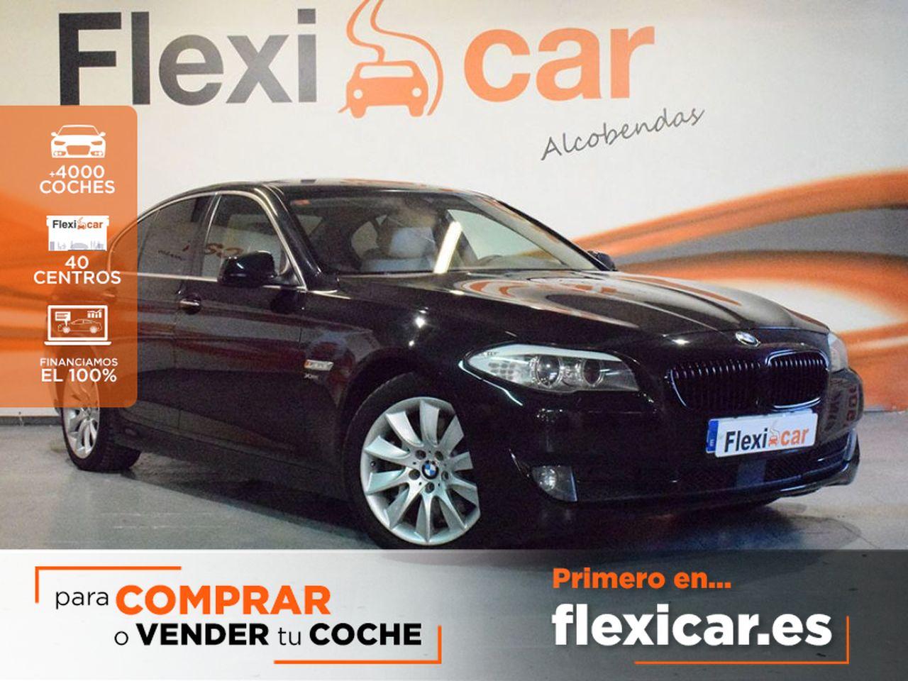 BMW Serie 5 ocasión segunda mano 2011 Diésel por 20.490€ en Madrid