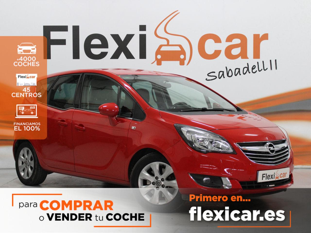 Opel Meriva ocasión segunda mano 2014 Gasolina por 9.190€ en Barcelona