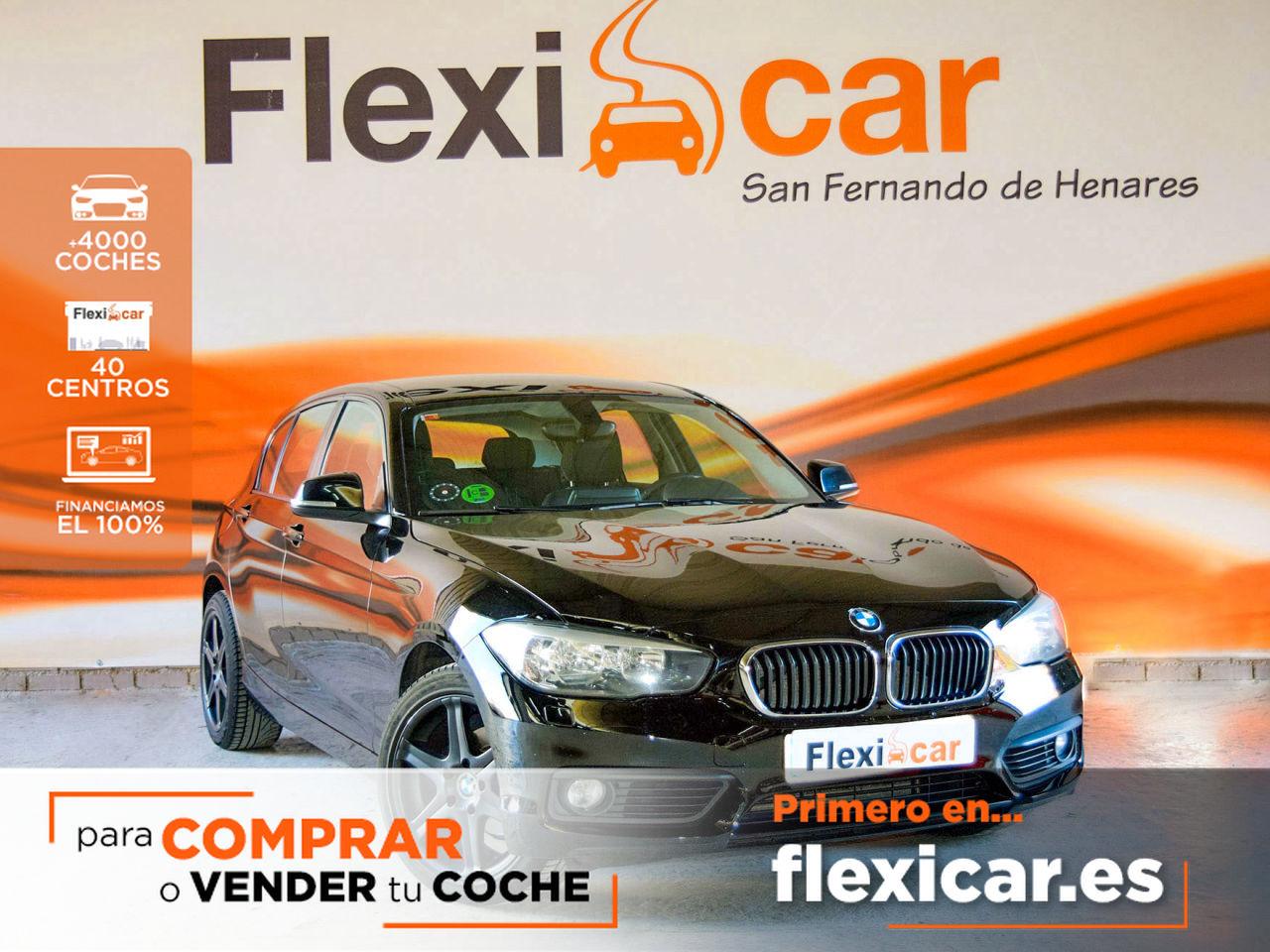 BMW Serie 1 ocasión segunda mano 2016 Diésel por 12.290€ en Madrid