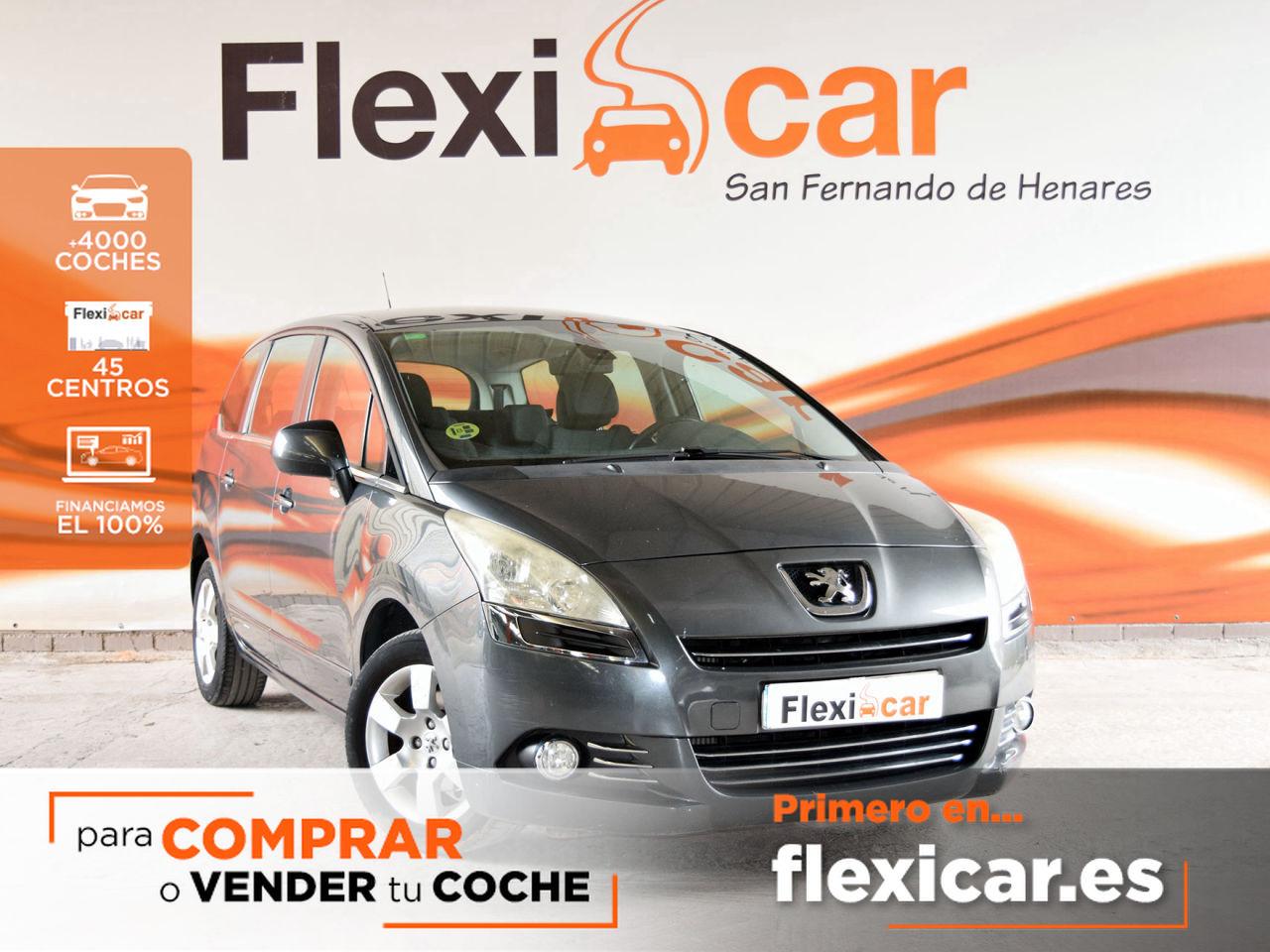 Peugeot 5008 ocasión segunda mano 2011 Diésel por 5.490€ en Madrid