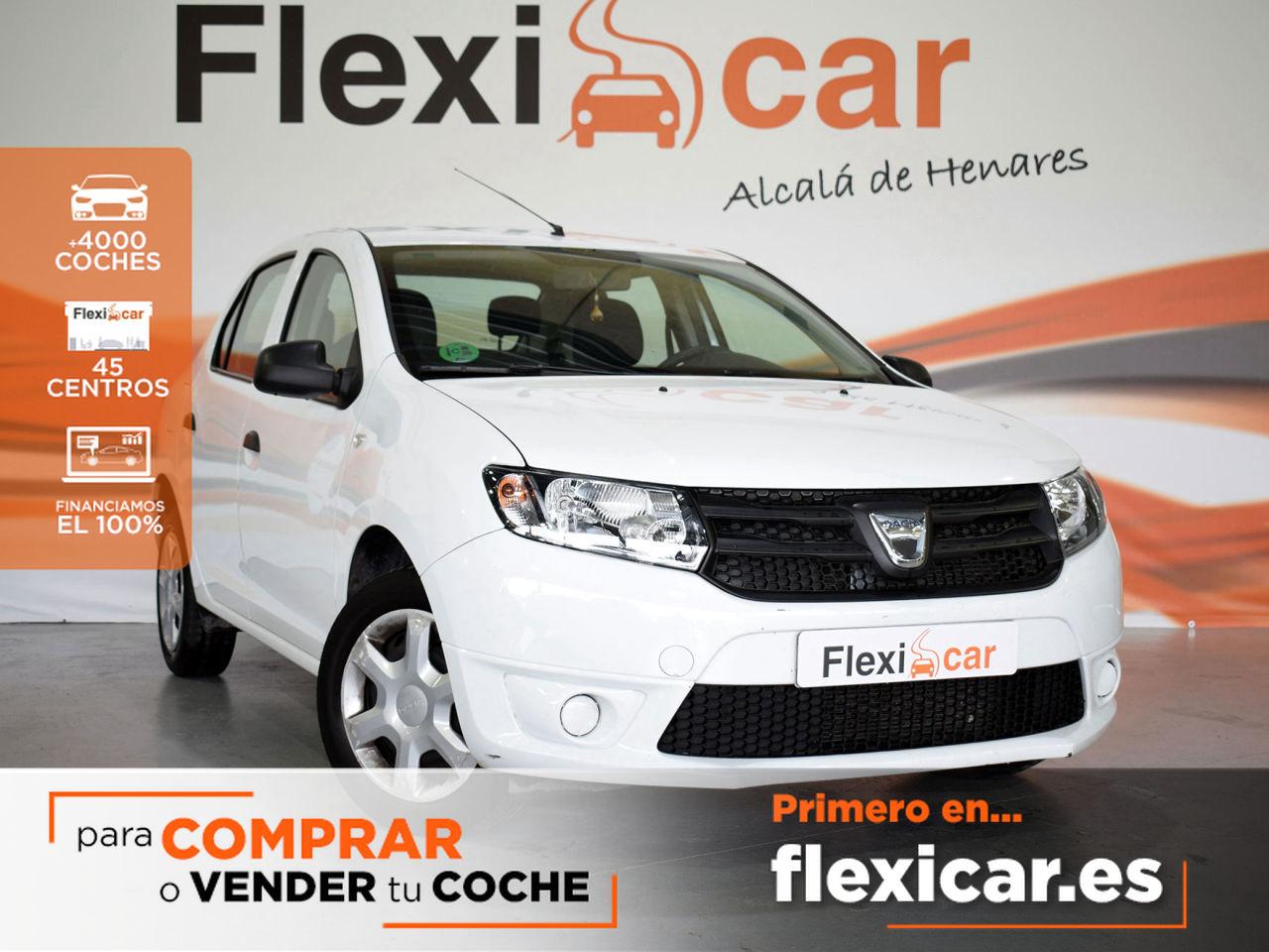 Dacia Logan ocasión segunda mano 2016 Gasolina por 6.490€ en Madrid