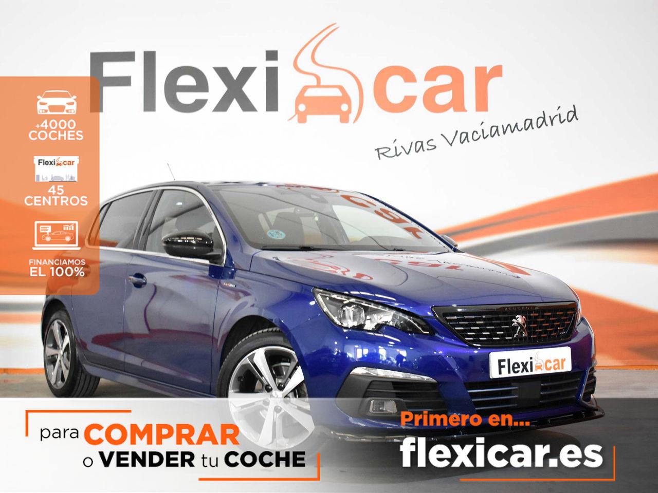 Peugeot 308 ocasión segunda mano 2019 Gasolina por 20.490€ en Huelva