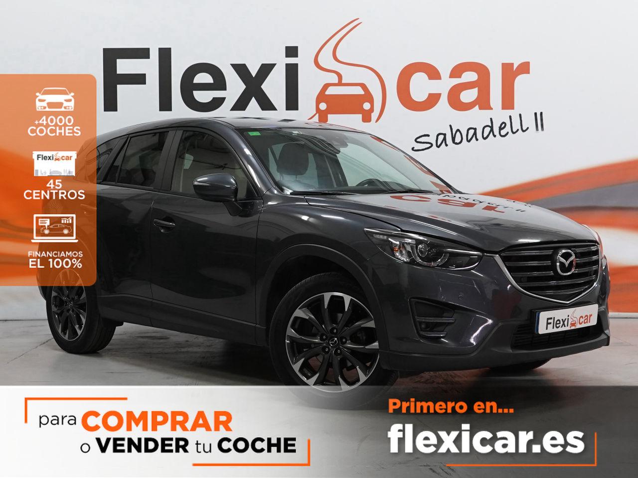 Mazda CX-5 ocasión segunda mano 2015 Diésel por 12.790€ en Barcelona