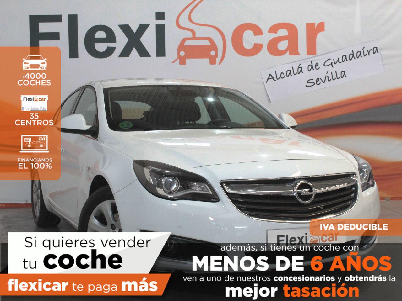 Opel Insignia  ocasión segunda mano 2016 Diésel por 8.990€ en Barcelona