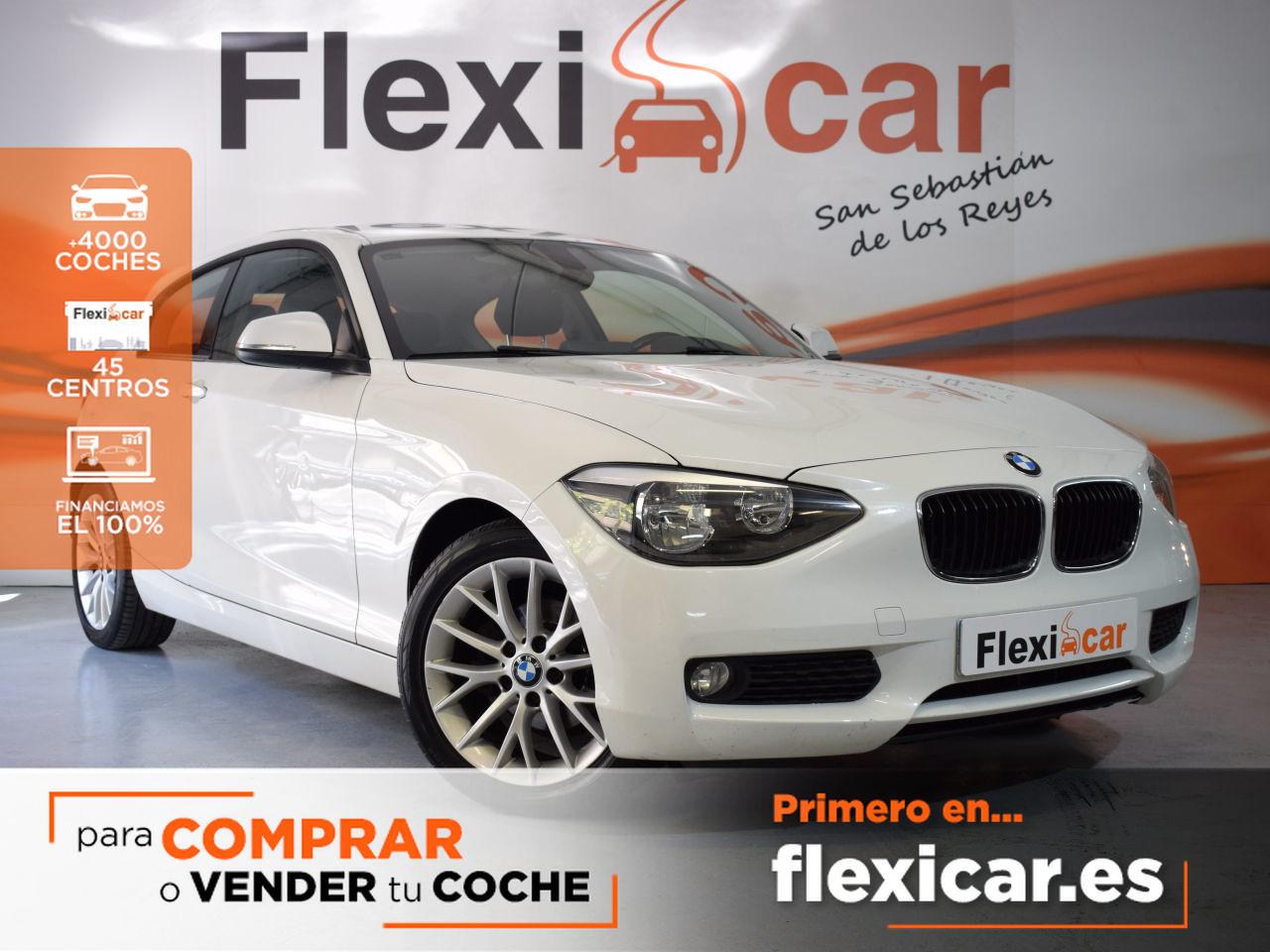 BMW Serie 1 ocasión segunda mano 2012 Diésel por 13.490€ en Madrid