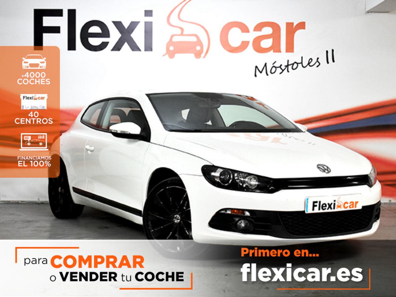 Volkswagen Scirocco ocasión segunda mano 2012 Diésel por 11.490€ en Madrid
