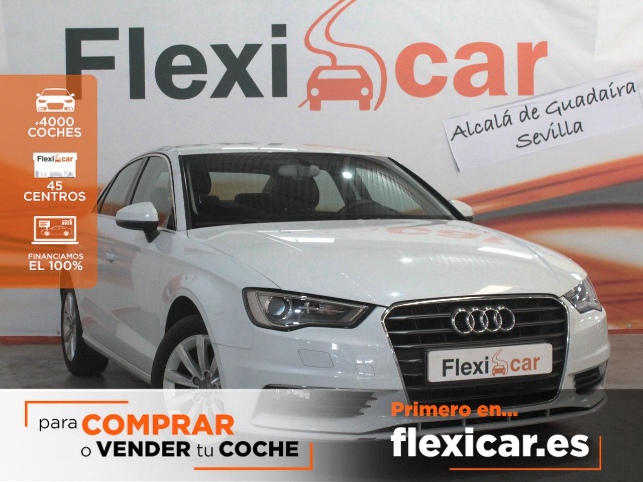 Audi A3 ocasión segunda mano 2014 Diésel por 12.990€ en Barcelona