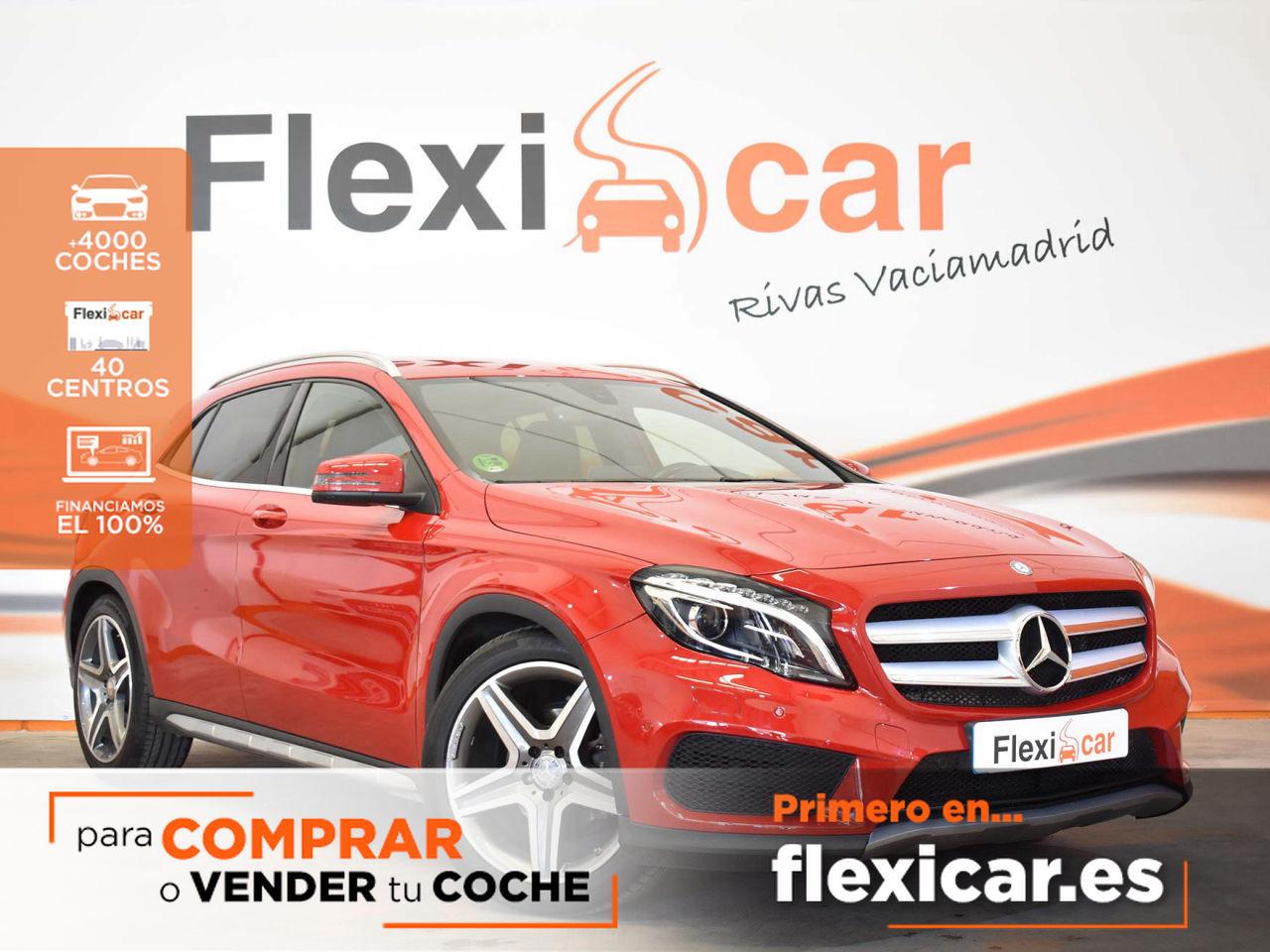 Mercedes Benz GLA ocasión segunda mano 2016 Diésel por 24.490€ en Huelva