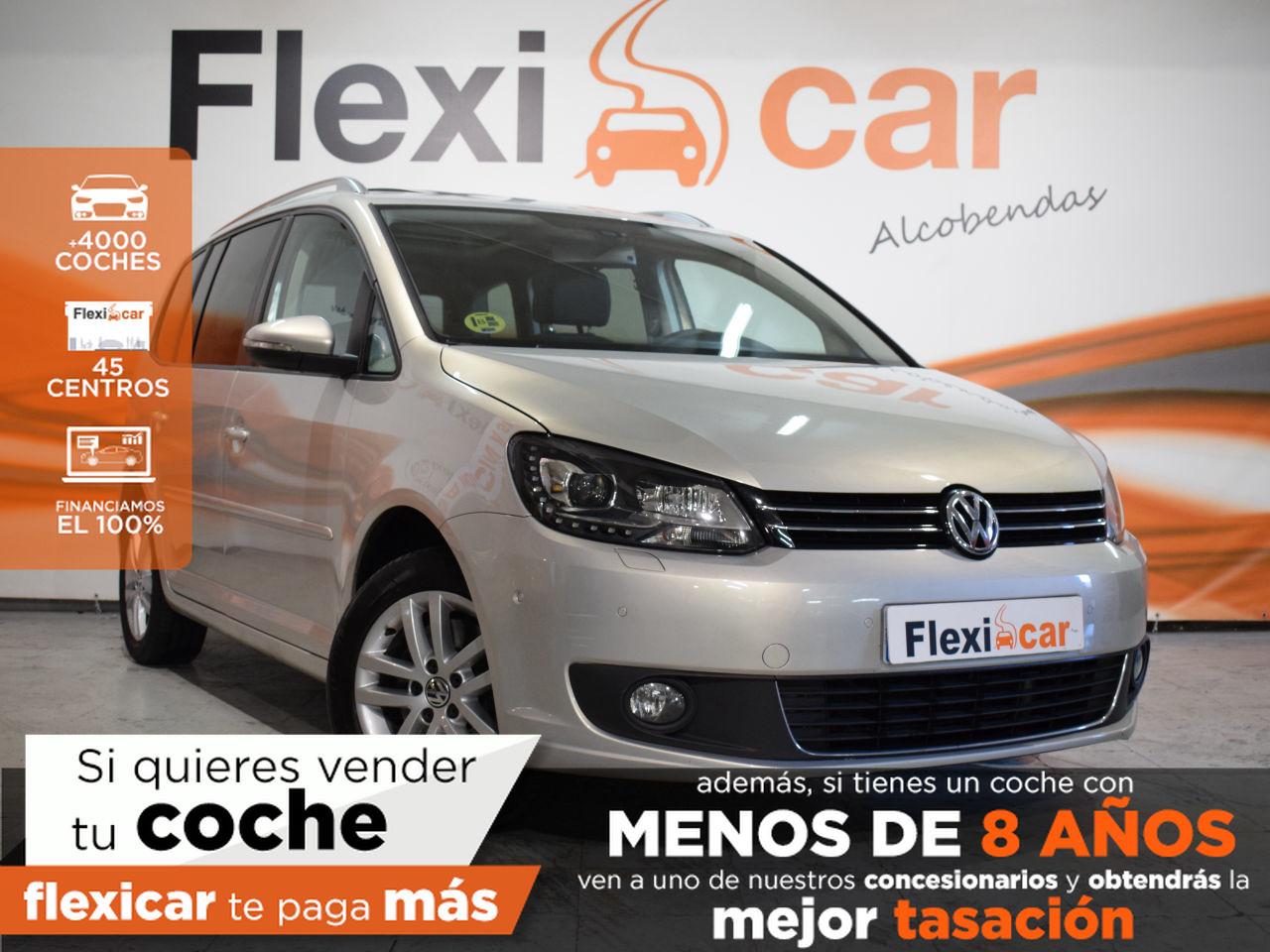 Volkswagen Touran ocasión segunda mano 2015 Diésel por 16.300€ en Madrid