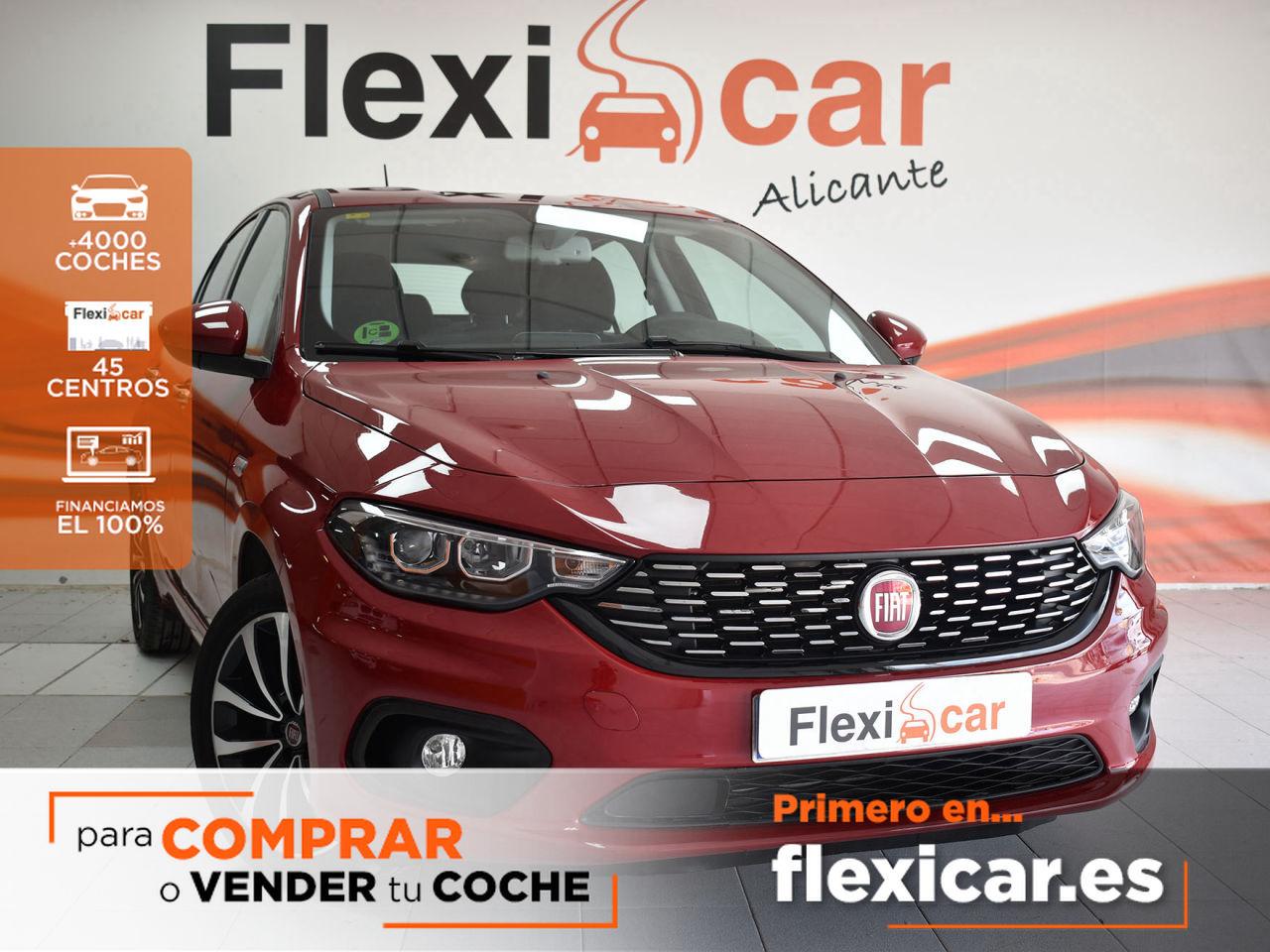 Fiat Tipo ocasión segunda mano 2017 Gasolina por 12.490€ en Barcelona