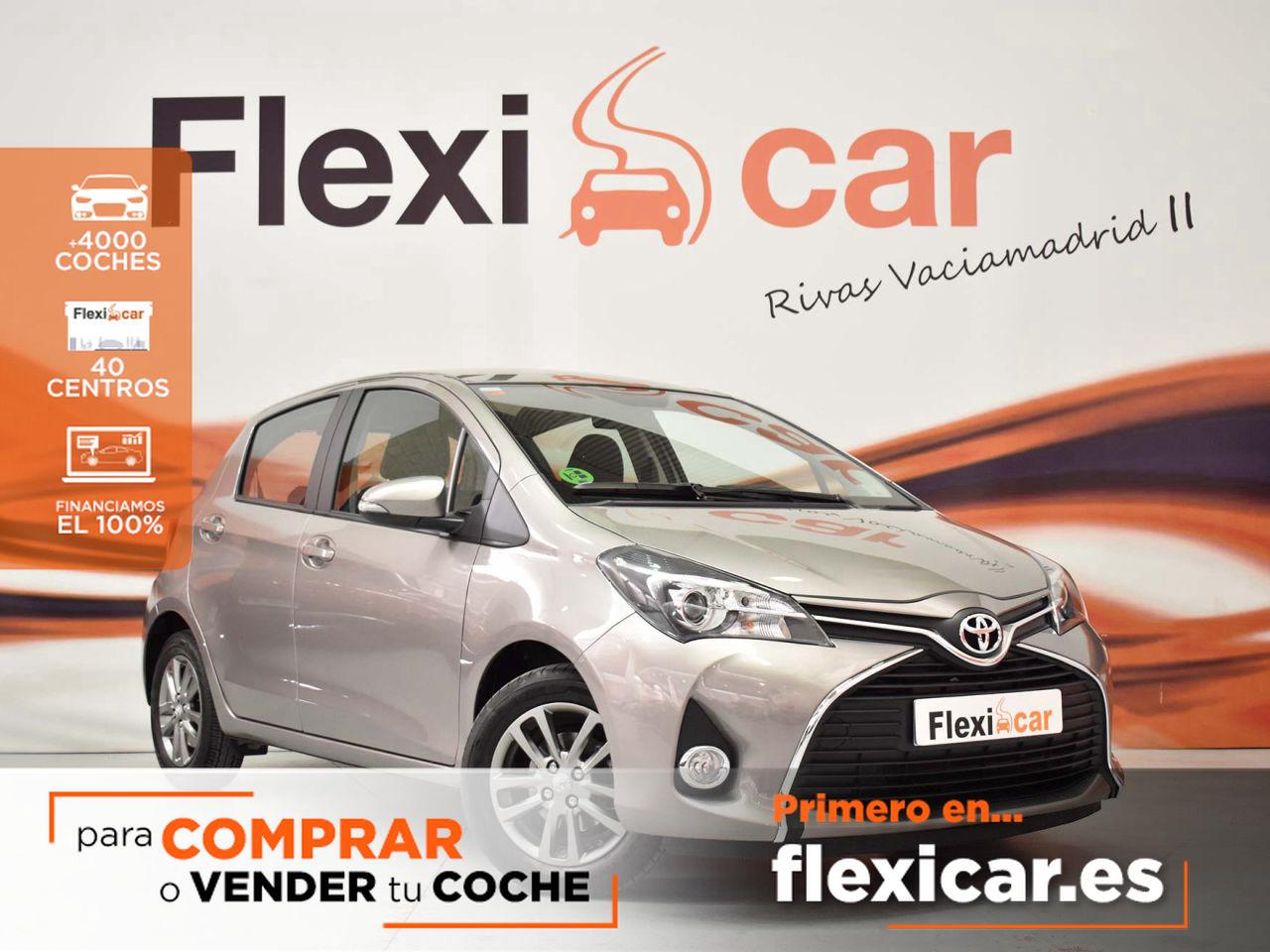 Toyota Yaris ocasión segunda mano 2015 Gasolina por 11.500€ en Huelva