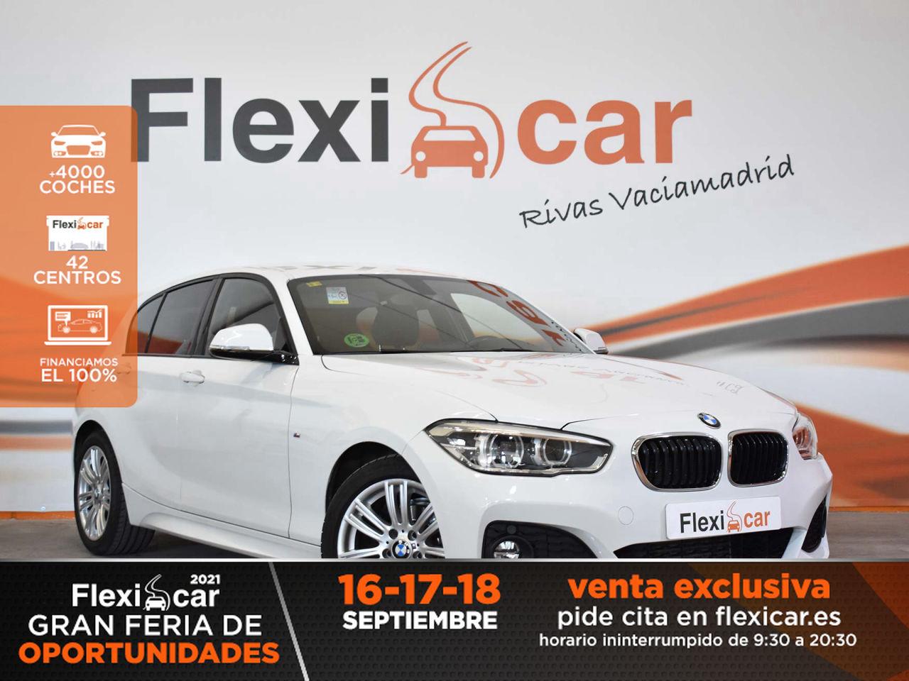 BMW Serie 1 ocasión segunda mano 2017 Diésel por 18.990€ en Huelva