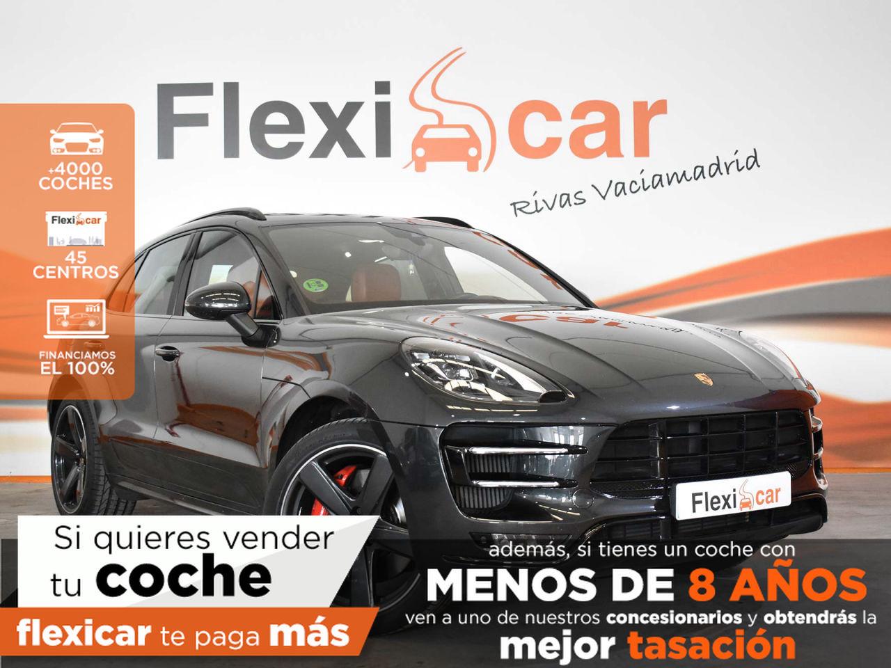 Porsche Macan ocasión segunda mano 2017 Gasolina por 71.990€ en Huelva
