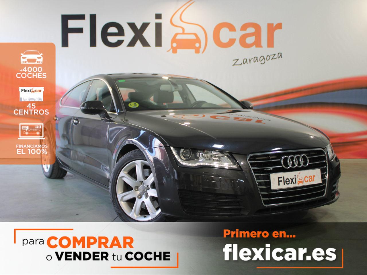 Audi A7 Sportback ocasión segunda mano 2011 Diésel por 23.000€ en Barcelona