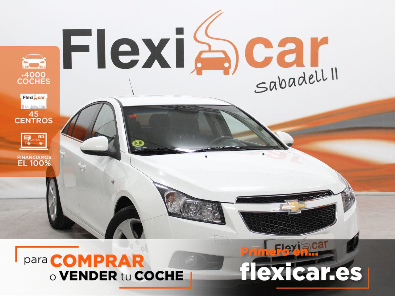 Chevrolet Cruze ocasión segunda mano 2010 Diésel por 7.990€ en Barcelona