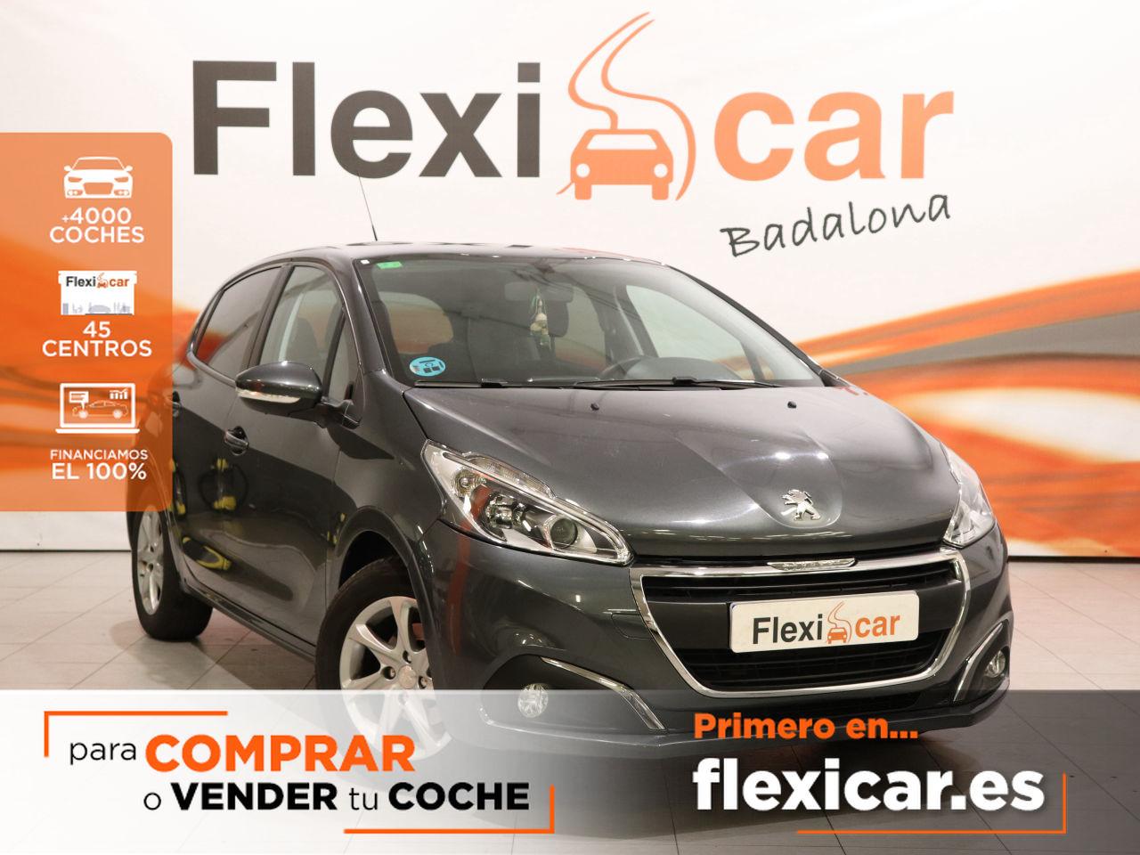 Peugeot 208 ocasión segunda mano 2015 Gasolina por 9.990€ en Barcelona