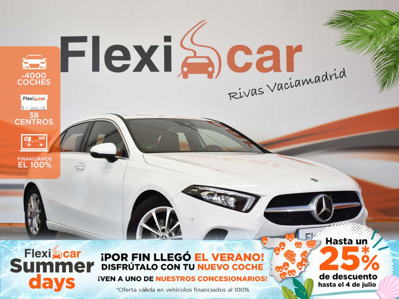Mercedes Benz Clase A ocasión segunda mano 2018 Diésel por 25.490€ en Huelva