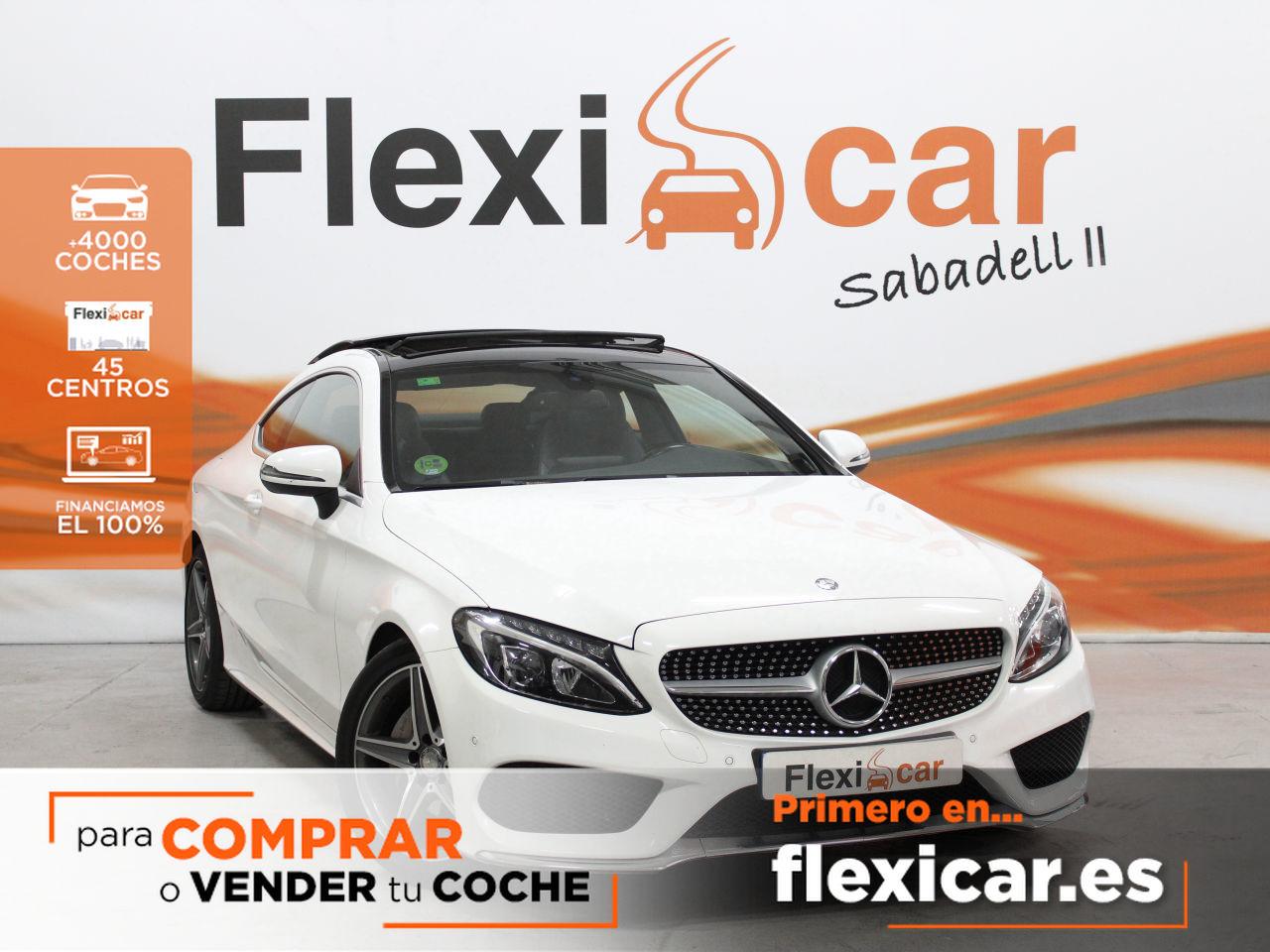Mercedes Benz Clase C ocasión segunda mano 2015 Diésel por 31.490€ en Barcelona