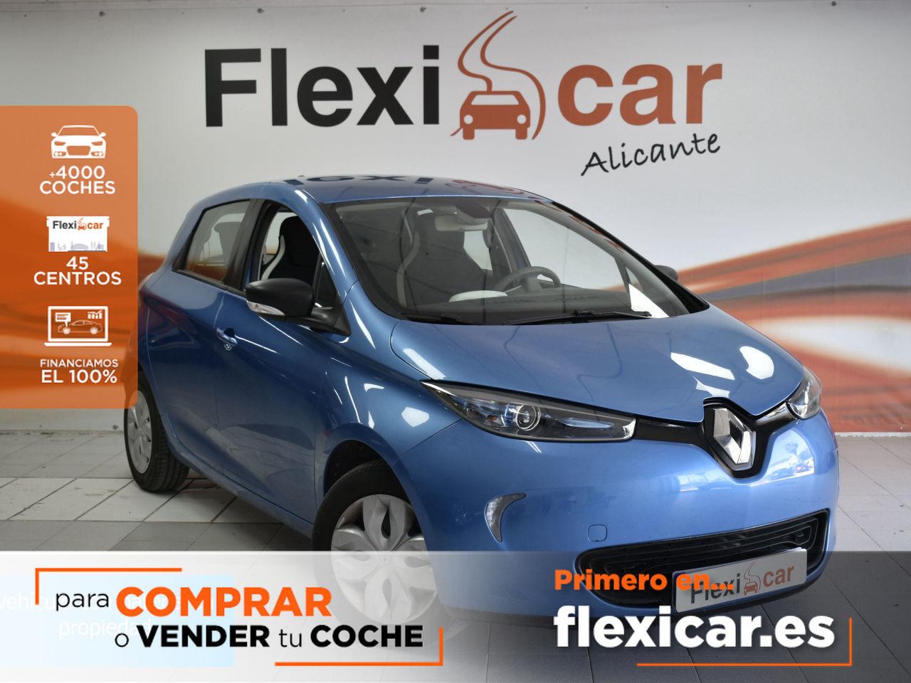 Renault Zoe ocasión segunda mano 2019 Eléctrico por 16.490€ en Barcelona