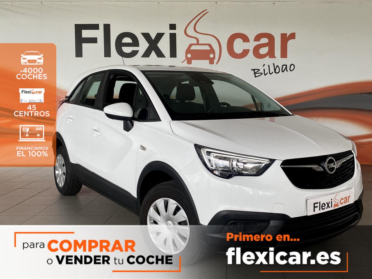 Opel Crossland X ocasión segunda mano 2019 Gasolina por 14.490€ en Barcelona