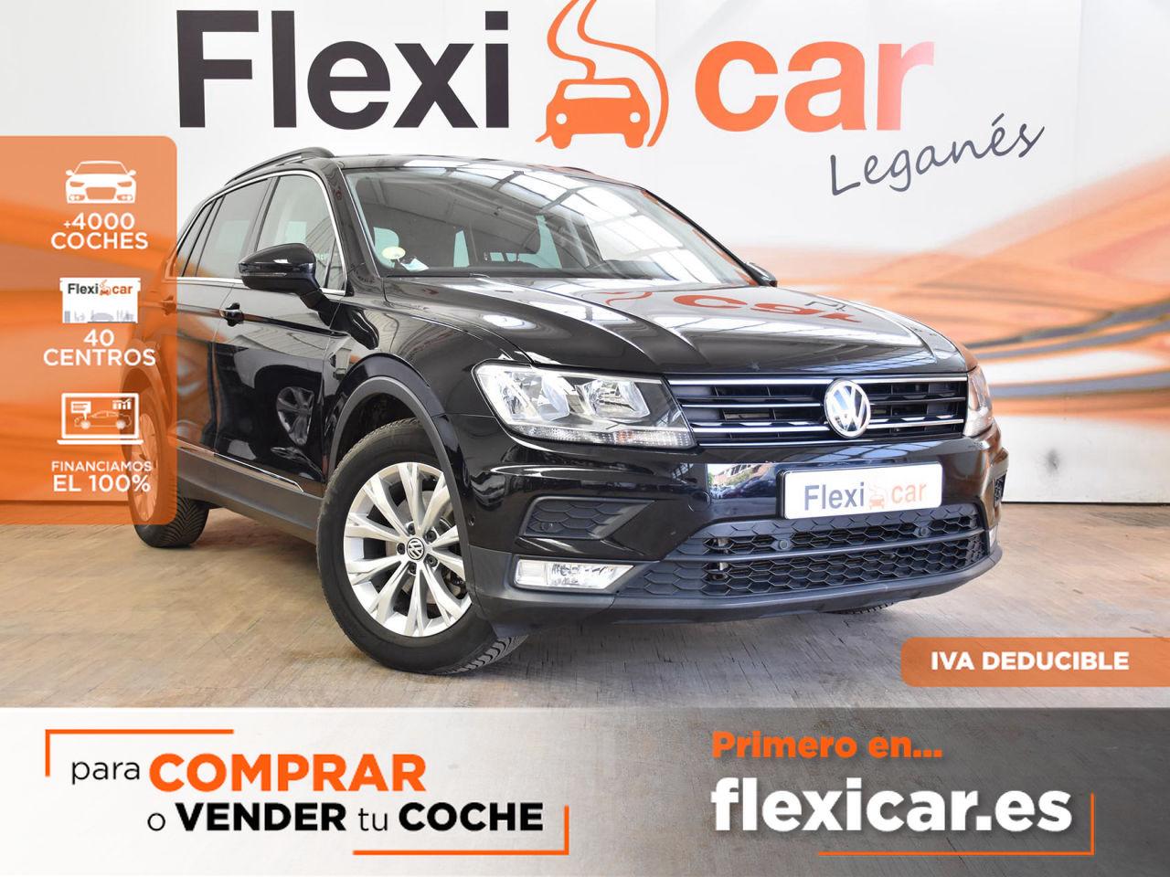 Volkswagen Tiguan ocasión segunda mano 2017 Diésel por 22.490€ en Madrid