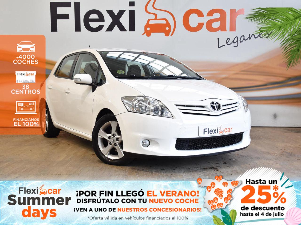 Toyota Auris ocasión segunda mano 2011 Diésel por 5.990€ en Madrid