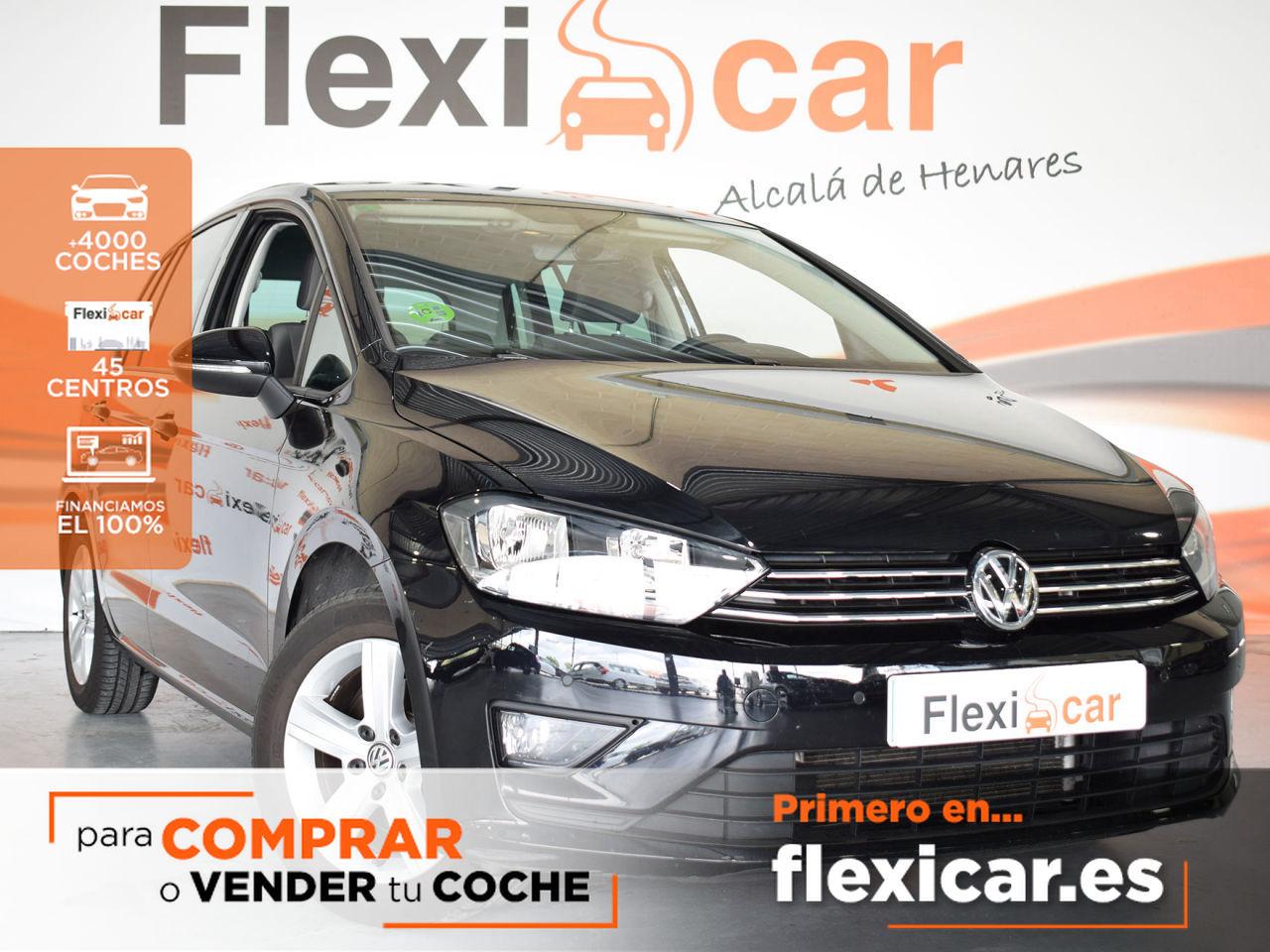 Volkswagen Golf Sportsvan ocasión segunda mano 2016 Gasolina por 13.990€ en Madrid