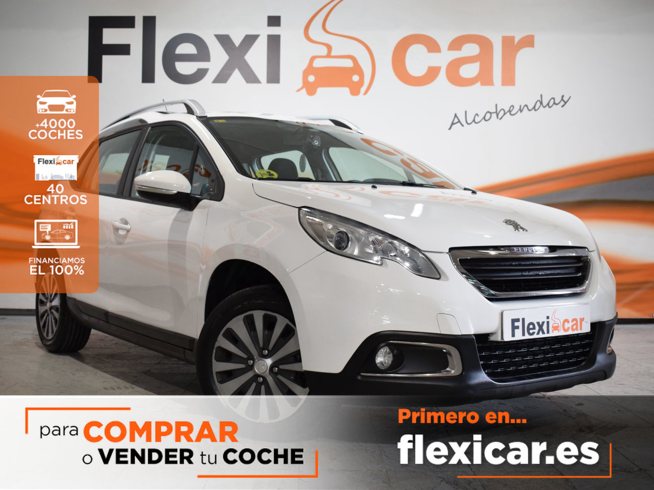 Peugeot 2008 ocasión segunda mano 2014 Diésel por 11.490€ en Madrid