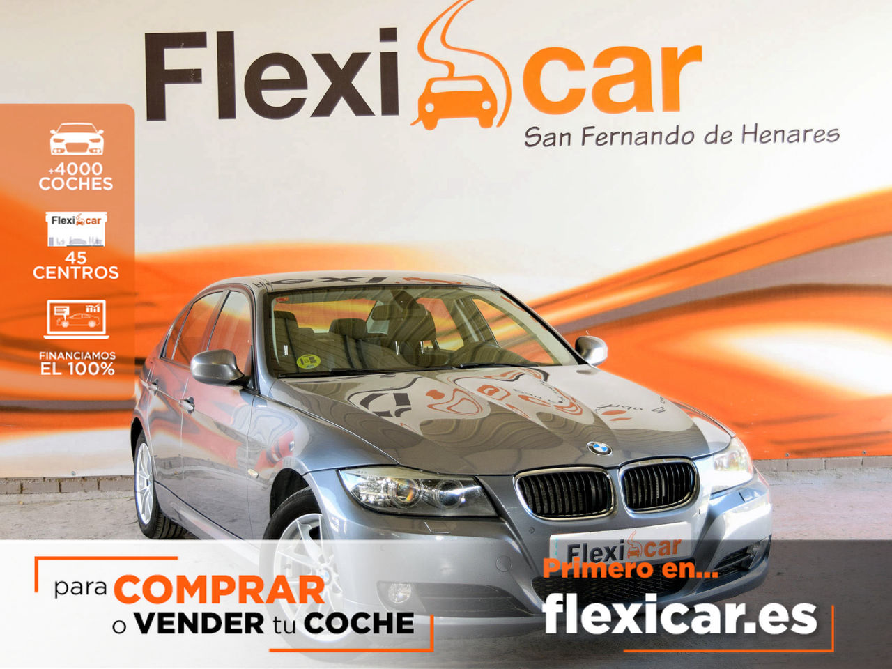 BMW Serie 3 ocasión segunda mano 2011 Diésel por 9.490€ en Madrid