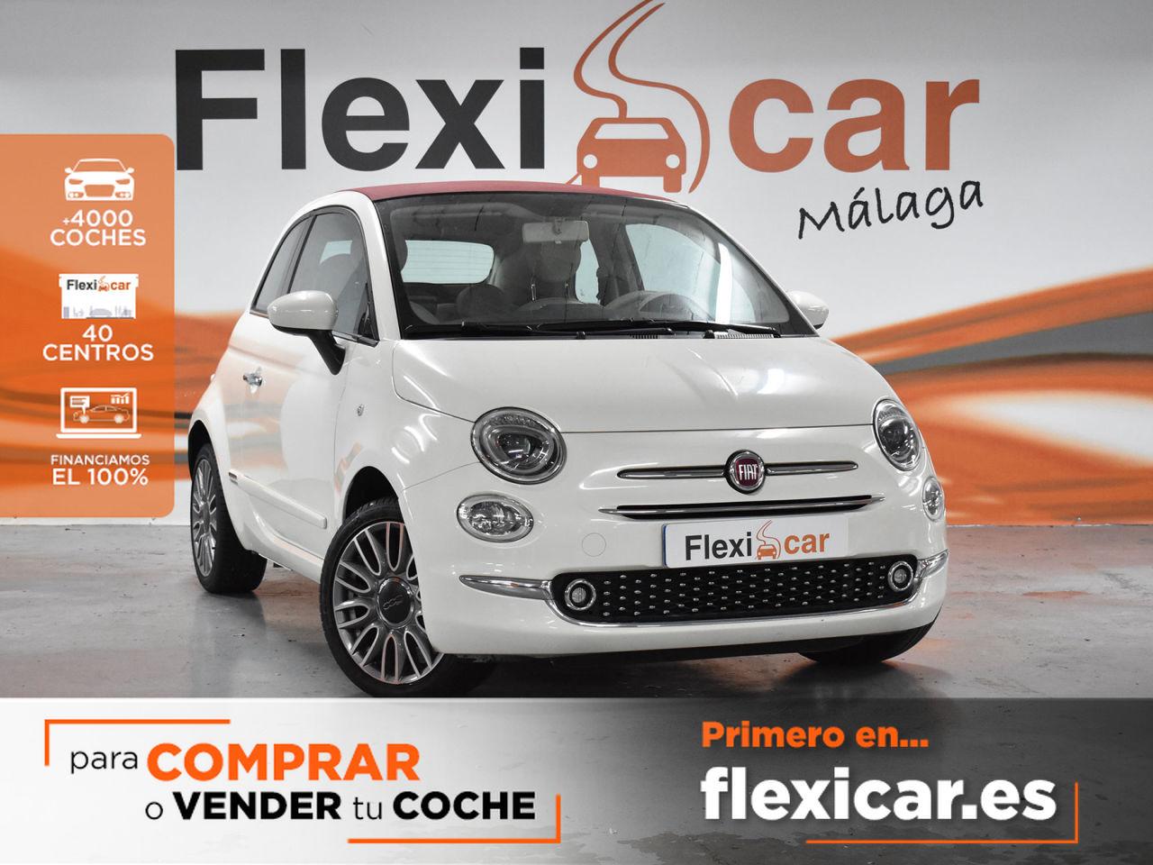 Fiat 500C ocasión segunda mano 2017 Gasolina por 9.990€ en Barcelona