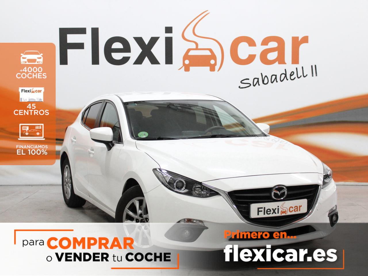 Mazda 3 ocasión segunda mano 2016 Diésel por 13.990€ en Barcelona