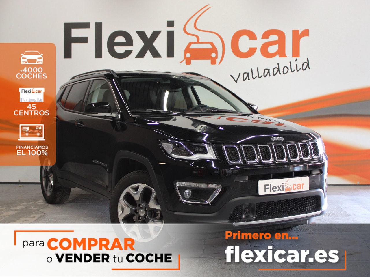 Jeep Compass ocasión segunda mano 2020 Diésel por 30.490€ en Barcelona