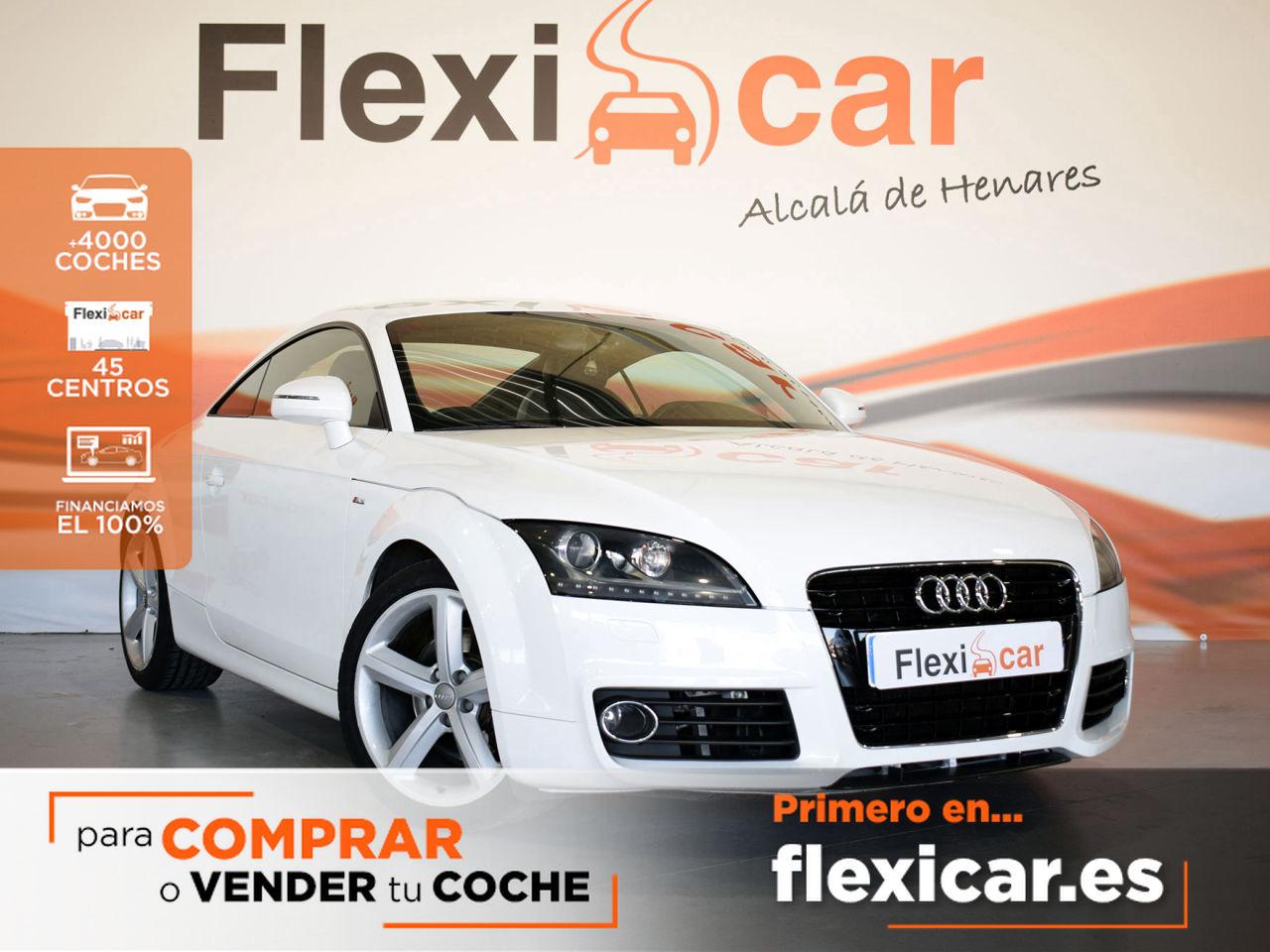 Audi TT Coupe ocasión segunda mano 2011 Gasolina por 14.490€ en Madrid
