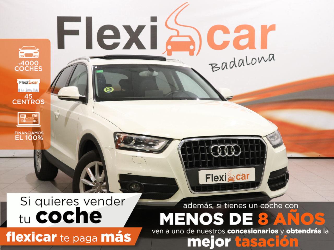 Audi Q3 ocasión segunda mano 2014 Diésel por 18.490€ en Barcelona