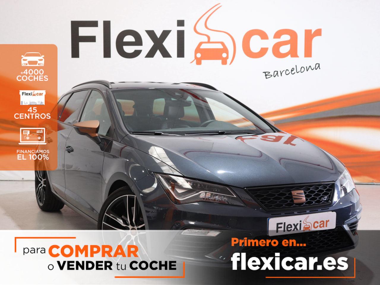 Seat Leon ocasión segunda mano 2020 Gasolina por 34.990€ en Barcelona