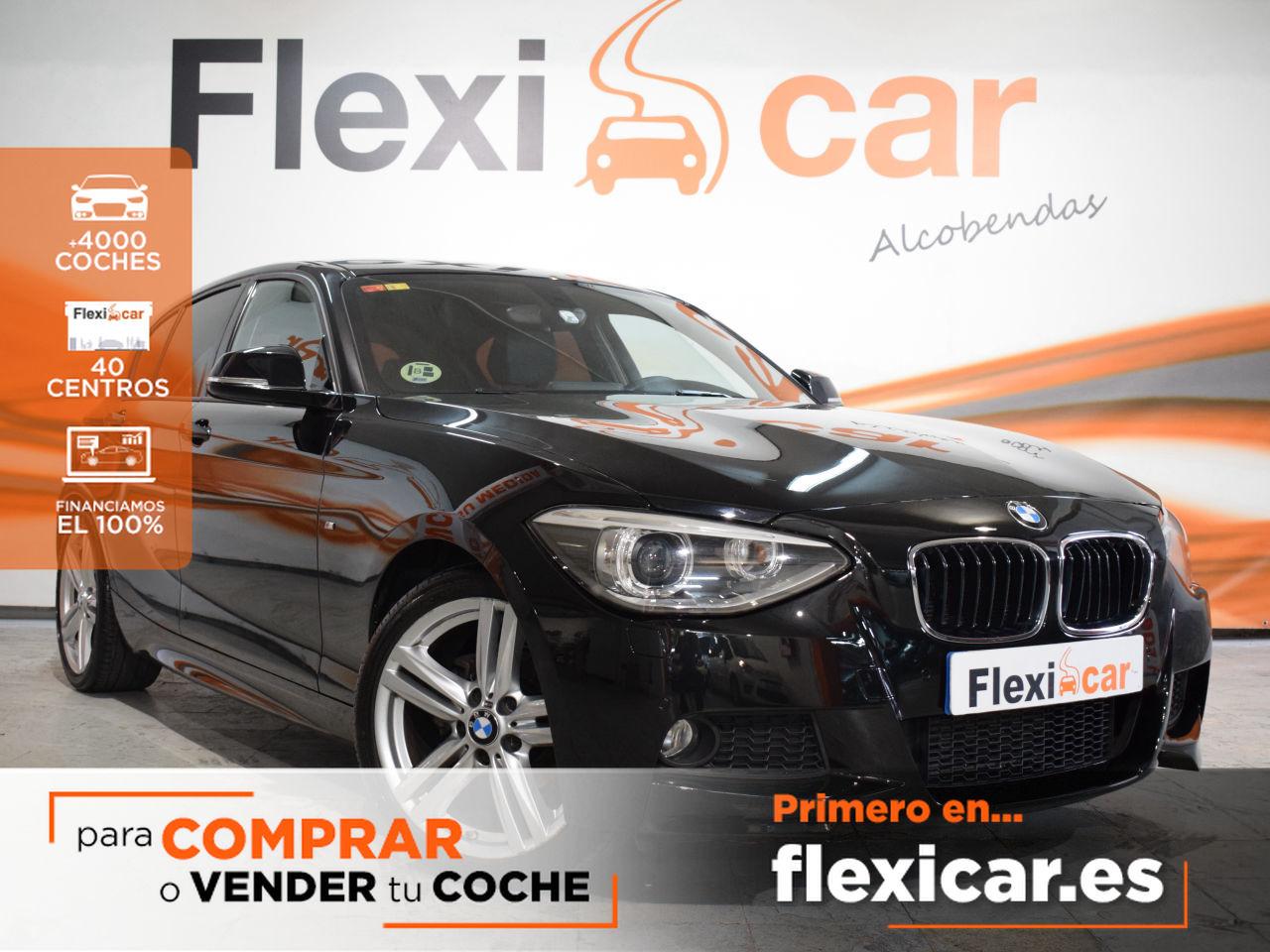 BMW Serie 1 ocasión segunda mano 2015 Diésel por 16.490€ en Madrid