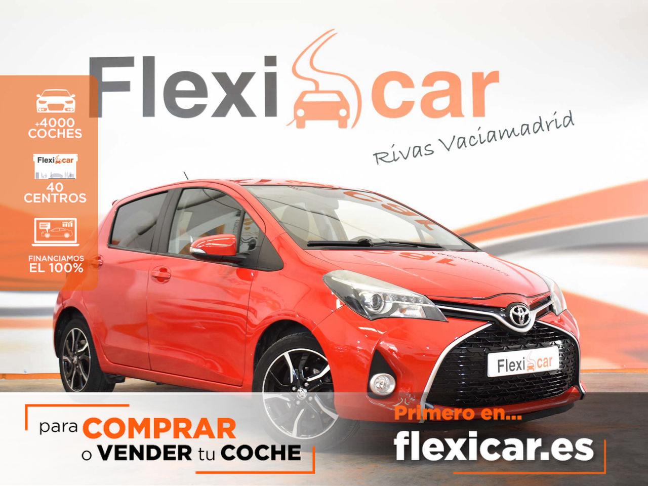 Toyota Yaris ocasión segunda mano 2016 Gasolina por 10.490€ en Huelva